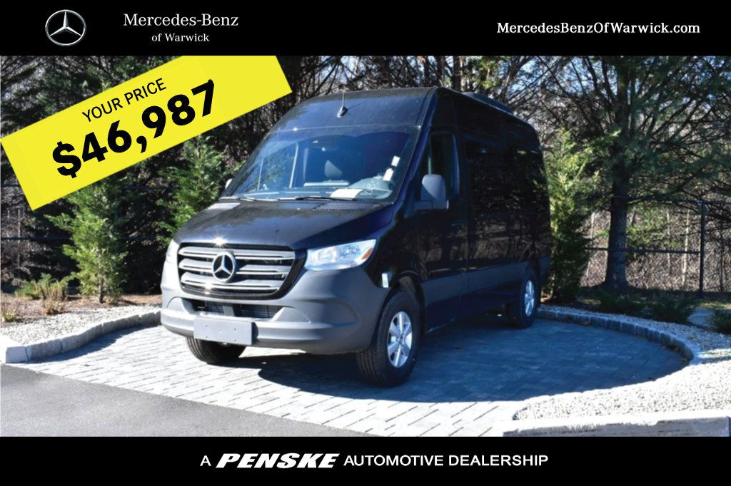 "Dealer Video - 2019 Mercedes-Benz Sprinter Passenger Van 2500 Standard Roof 144"" - 18339327"