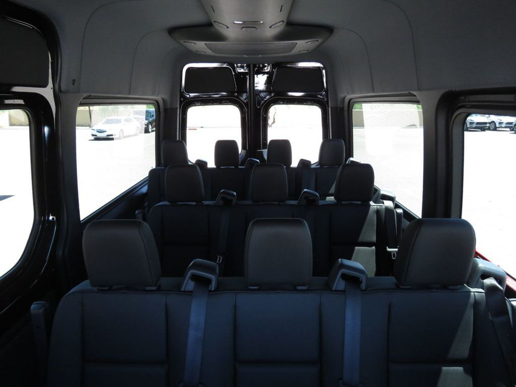 Mercedes Bus Van >> 2019 New Mercedes Benz Sprinter Passenger Van Van 25 Pv 144 Wb 2500 Pass 144 W At Penske Automall Az Iid 19041425