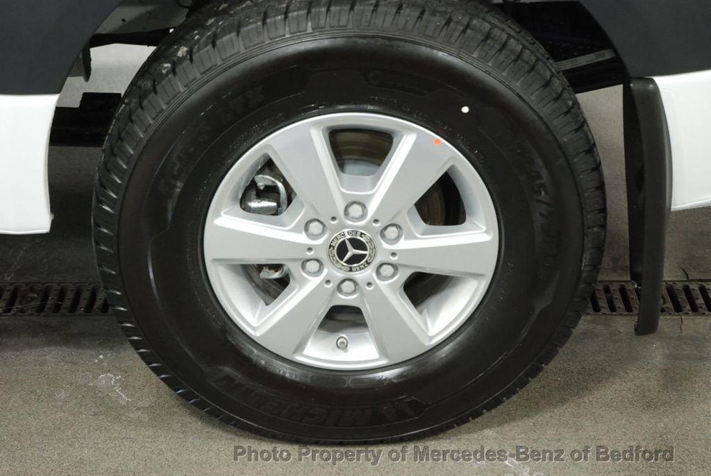 2019 Mercedes-Benz Sprinter Passenger Van VAN 25 PV 144' WB 2500 PASSENGER - 18462527 - 9