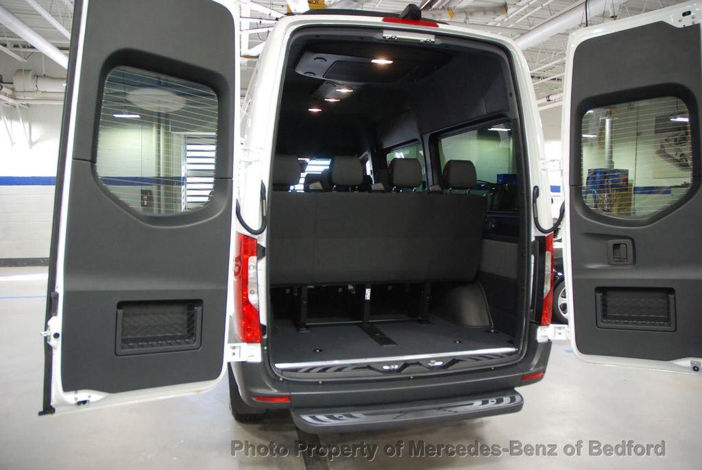 2019 Mercedes-Benz Sprinter Passenger Van VAN 25 PV 144' WB 2500 PASSENGER - 18462527 - 14
