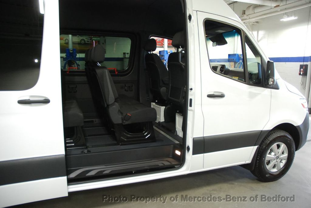 2019 Mercedes-Benz Sprinter Passenger Van VAN 25 PV 144' WB 2500 PASSENGER - 18462527 - 18