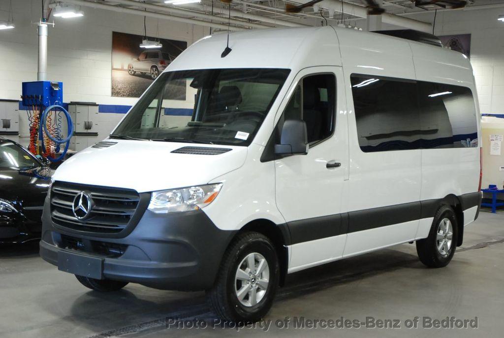 2019 Mercedes-Benz Sprinter Passenger Van VAN 25 PV 144' WB 2500 PASSENGER - 18462527 - 1