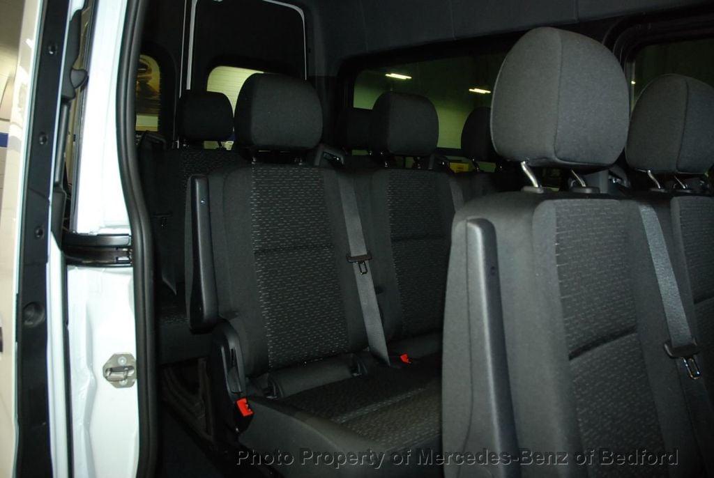 2019 Mercedes-Benz Sprinter Passenger Van VAN 25 PV 144' WB 2500 PASSENGER - 18462527 - 20