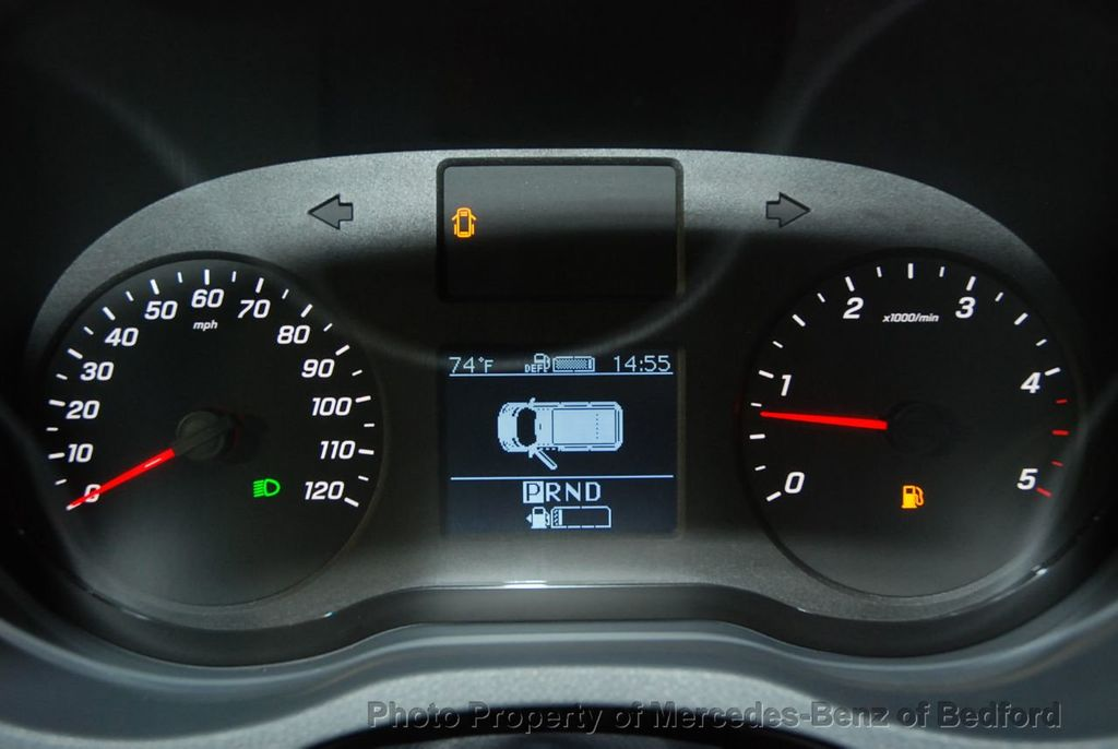 2019 Mercedes-Benz Sprinter Passenger Van VAN 25 PV 144' WB 2500 PASSENGER - 18462527 - 35