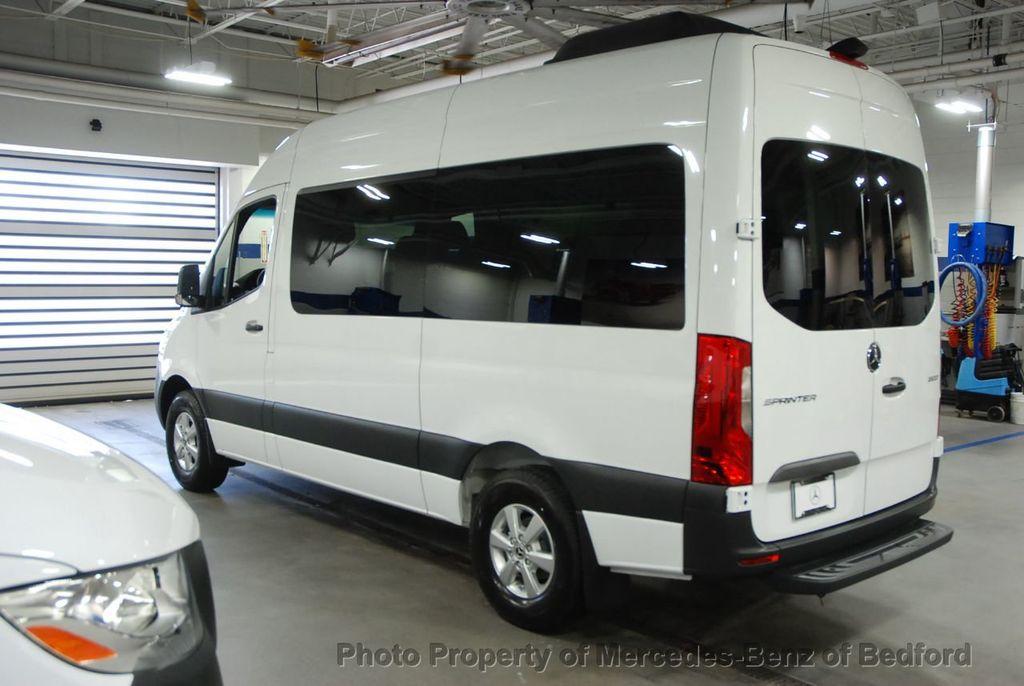 2019 Mercedes-Benz Sprinter Passenger Van VAN 25 PV 144' WB 2500 PASSENGER - 18462527 - 3
