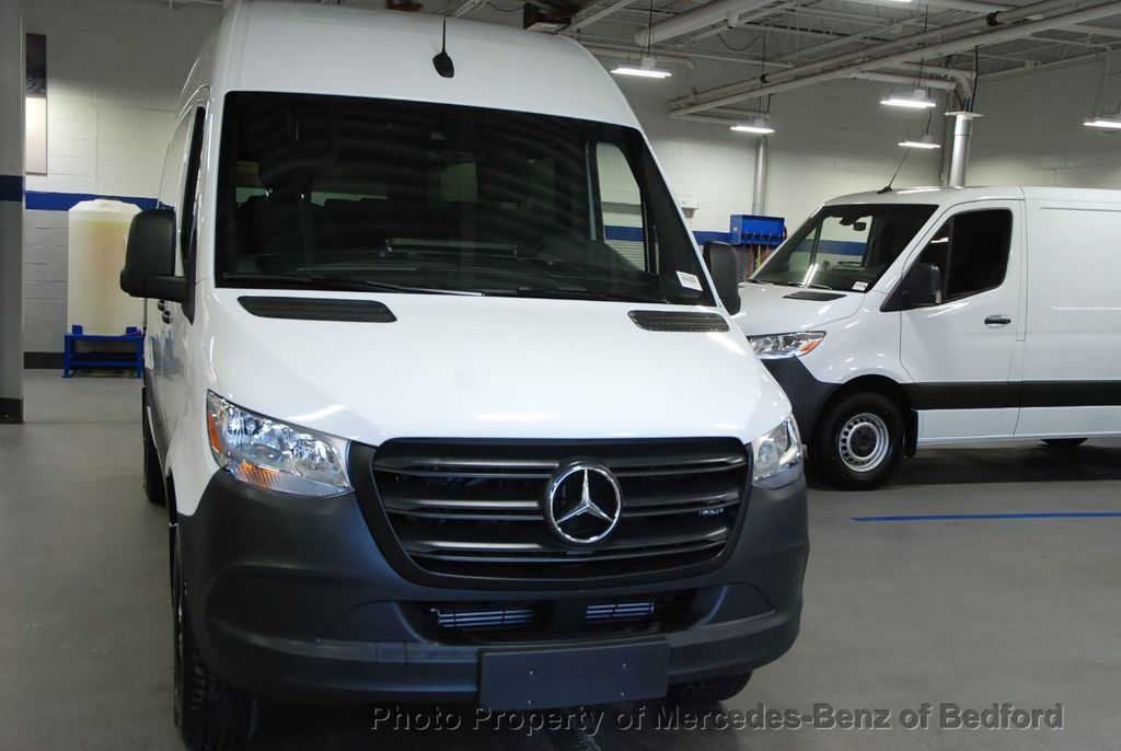 2019 Mercedes-Benz Sprinter Passenger Van VAN 25 PV 144' WB 2500 PASSENGER - 18462527 - 7