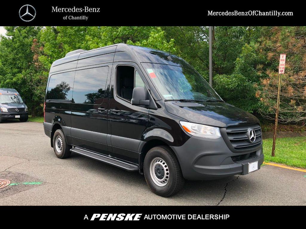 2019 New Mercedes-Benz Sprinter Passenger Van VAN 25