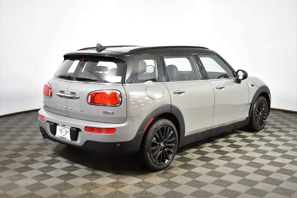 2019 New MINI Cooper Clubman ALL4 At MINI Of Warwick, RI
