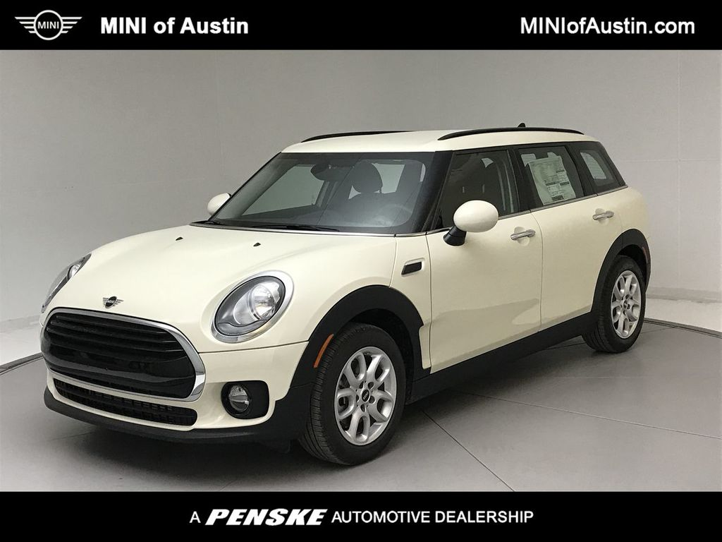 2019 New Mini Cooper Clubman Sedan For Sale In Austin Tx