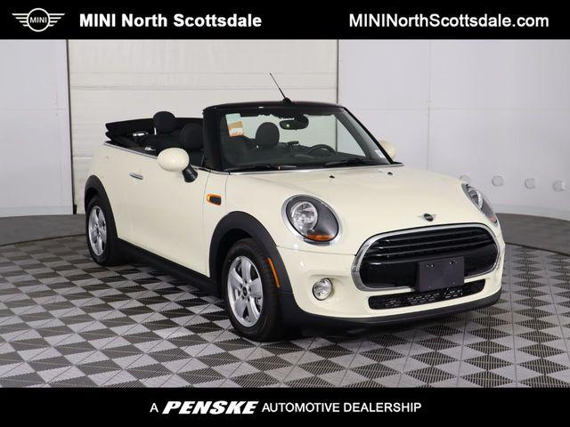 Mini Cooper Convertible For Sale >> New Mini Cooper Convertible At Mini North Scottsdale Serving Phoenix Az