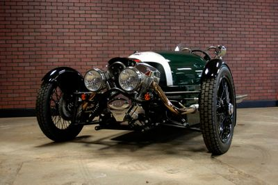 2019 Morgan Three-Wheeler  - Click to see full-size photo viewer