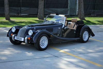 2019 Morgan V6 Roadster Arriving in July 2019 - Click to see full-size photo viewer
