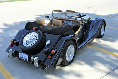 2019 Morgan V6 Roadster In Stock - Click to see full-size photo viewer