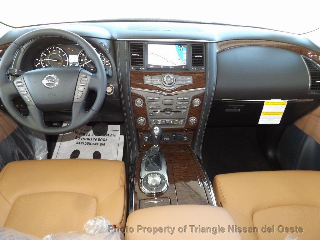 2019 Nissan Armada 4x4 Platinum - 18831791 - 2