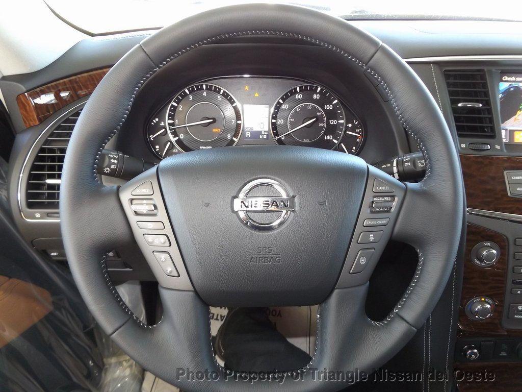2019 Nissan Armada 4x4 Platinum - 18831791 - 6
