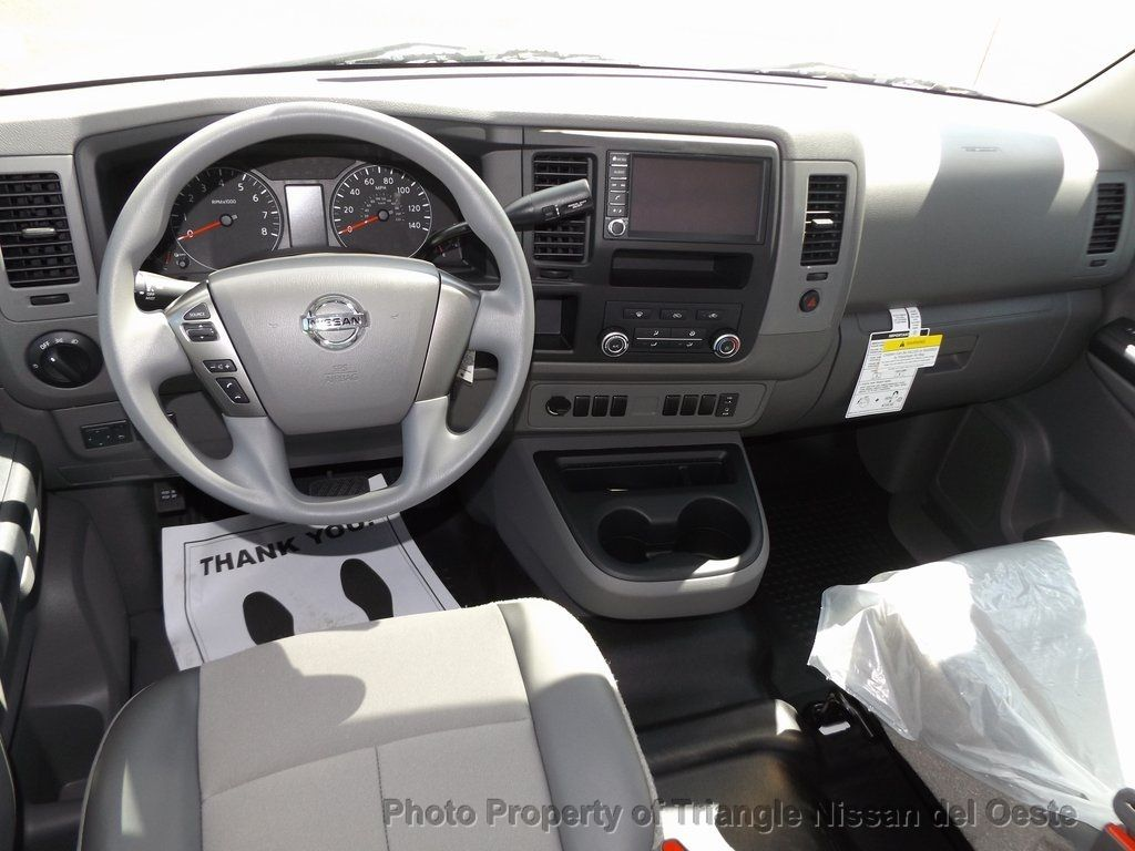 2019 Nissan NV Cargo NV2500 HD High Roof V6 S - 18643143 - 2