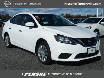 2019 Nissan Sentra S CVT Sedan - Click to see full-size photo viewer