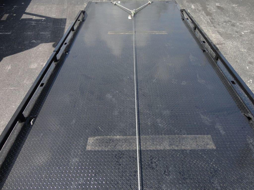 2019 Peterbilt 337 22FT JERRDAN ROLLBACK TOW TRUCK.. 22SRR6T-W-LP (LCG) - 17742755 - 16