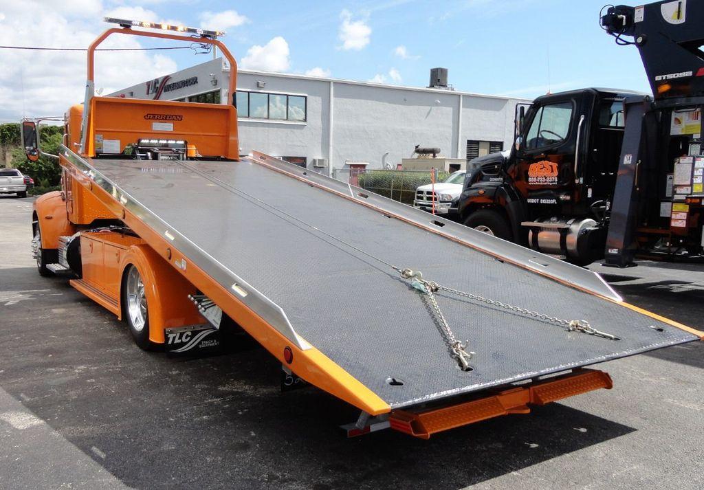 2019 Peterbilt 337 22FT ROLLBACK TOW TRUCK..JERRDAN. StepSide Classic.. - 18020862 - 34