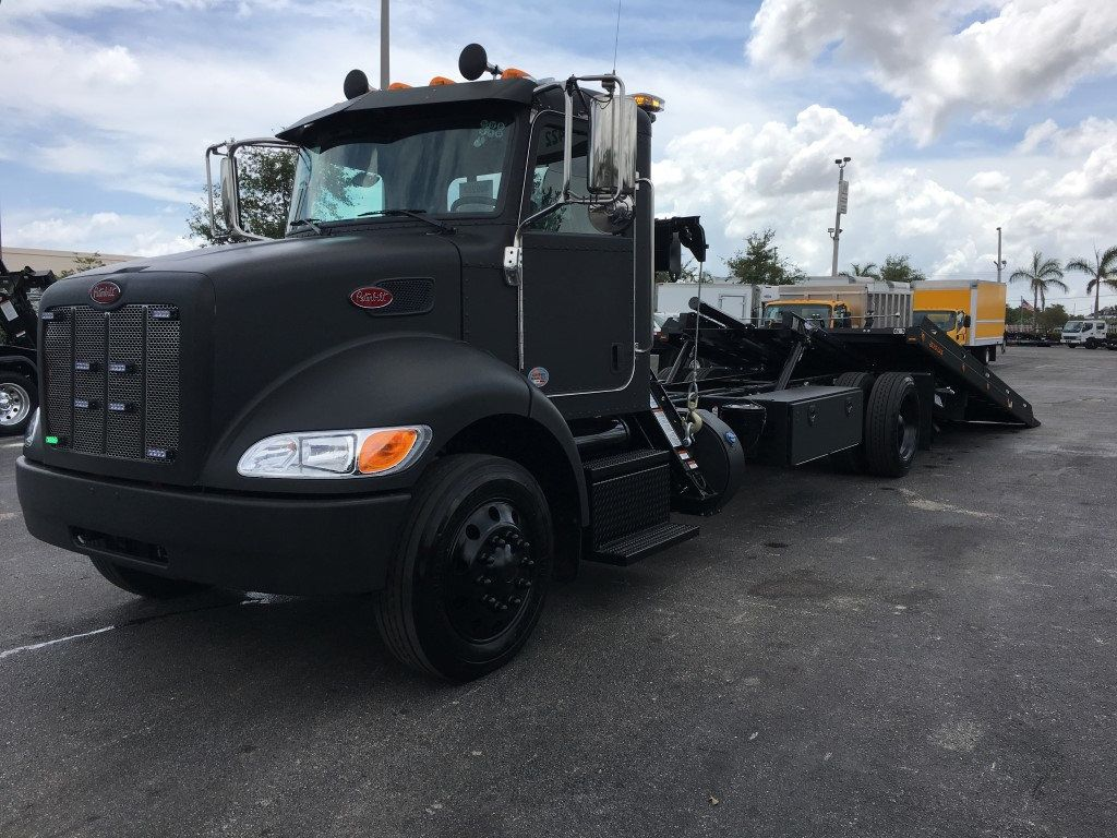 2019 Peterbilt 337 *BLACKOUT EDITION* 22SRR6TW-LP (LCG) ROLLBACK*SRS10* - 17505974 - 30
