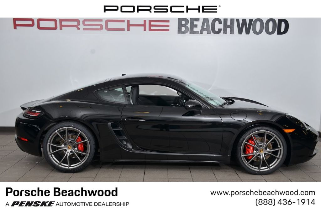 Dealer Video - 2019 Porsche 718 Cayman S - 18580983