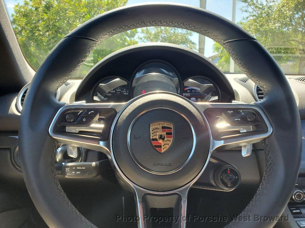 2019 Porsche 718 Cayman S - 18960388 - 19