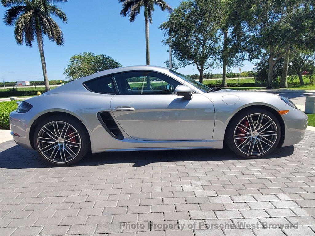 2019 Porsche 718 Cayman S - 18960388 - 5