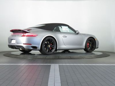 2019 Porsche 911 Carrera 4S Cabriolet - Click to see full-size photo viewer