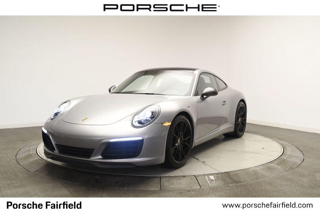 2019 Porsche 911 Carrera T - 18414583 - 0