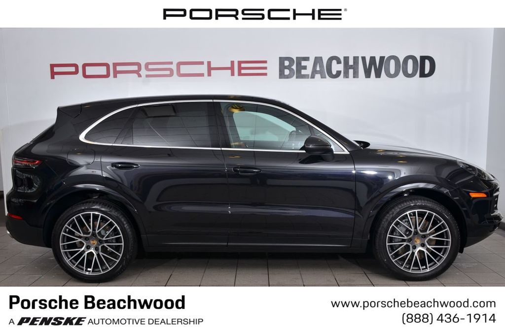 Dealer Video - 2019 Porsche Cayenne S - 18350164