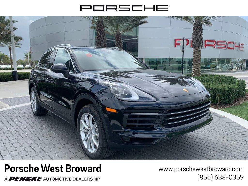 Dealer Video - 2019 Porsche Cayenne S - 18644792