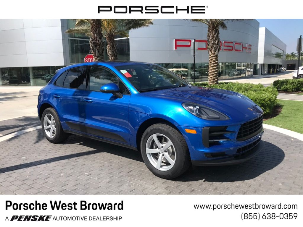 2019 New Porsche Macan Awd At Porsche West Broward Serving South Florida Hollywood Fort Lauderdale Fl Iid 18978613