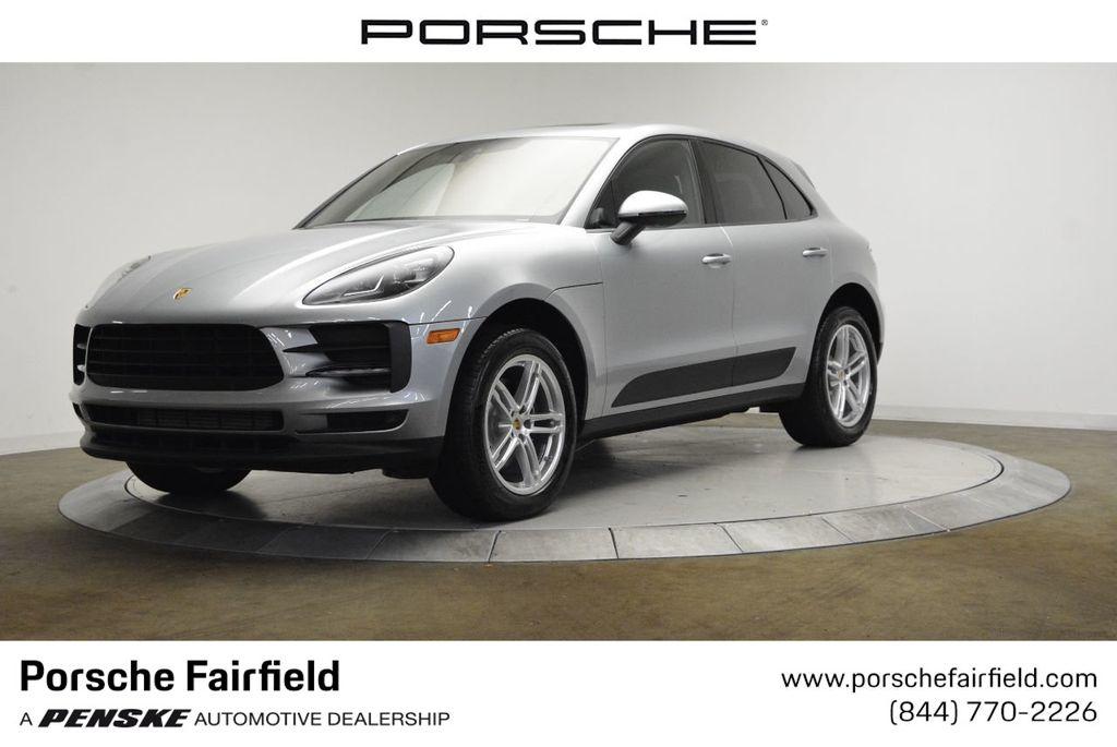 2019 New Porsche Macan Awd At Porsche Fairfield Serving Westport Fairfield Norwalk Wilton Surrounding Ct Iid 19065418