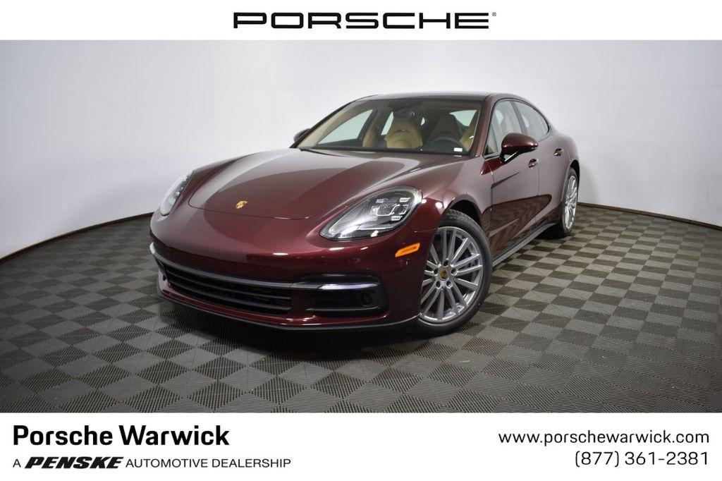 2019 Porsche Panamera 4 AWD - 18771801 - 0