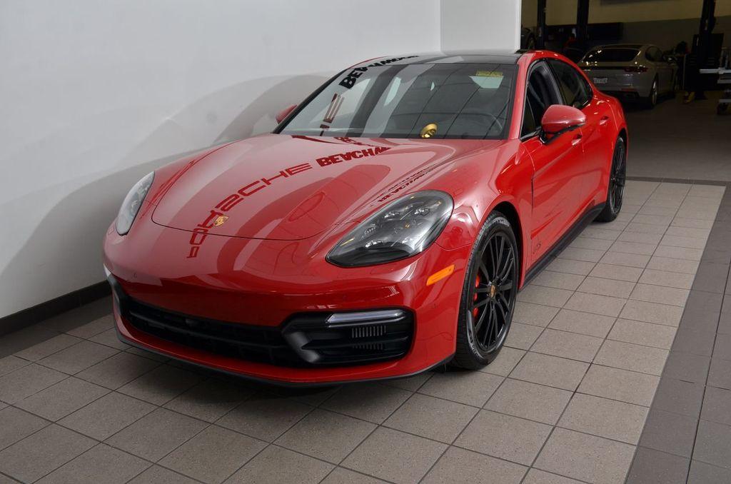 2019 Porsche Panamera Panamera - 18702357 - 3