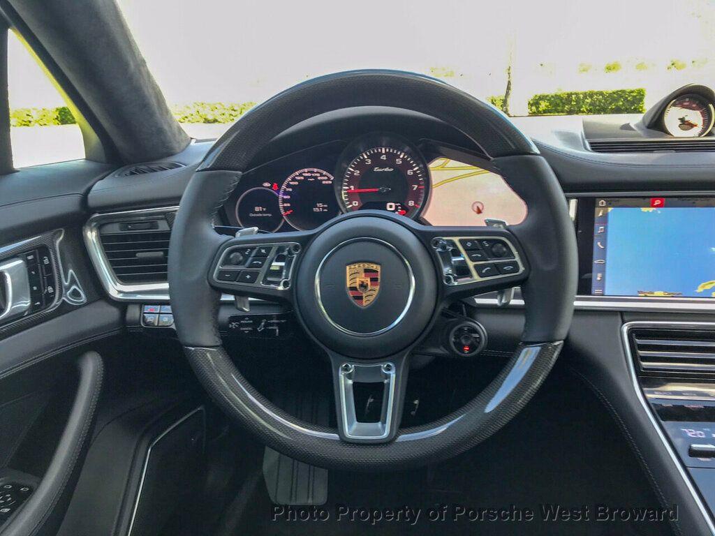 2019 Porsche Panamera Turbo AWD - 18719436 - 21