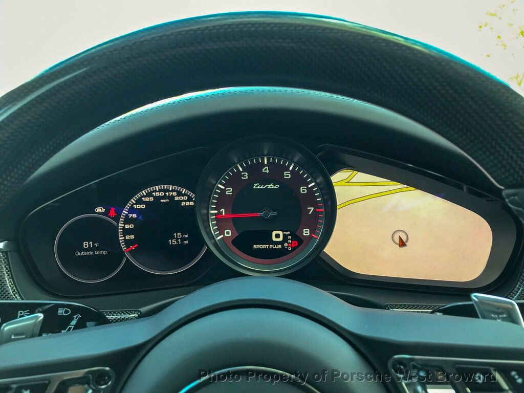 2019 Porsche Panamera Turbo AWD - 18719436 - 22
