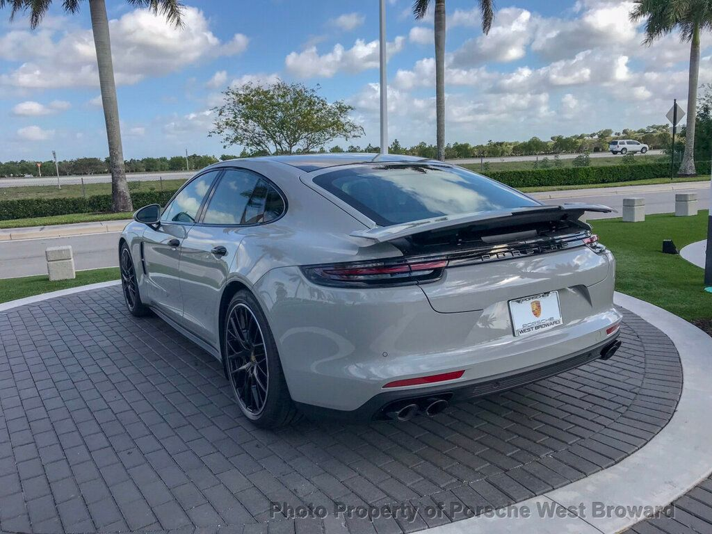 2019 New Porsche Panamera Turbo AWD at Porsche West Broward Serving South  Florida, Hollywood \u0026 Fort Lauderdale, FL, IID 18719436