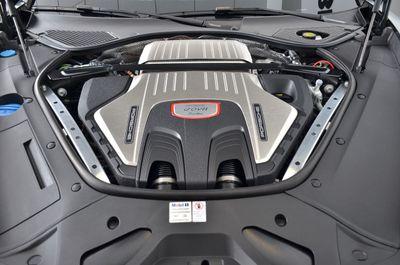2019 Porsche Panamera Turbo AWD Sedan - Click to see full-size photo viewer