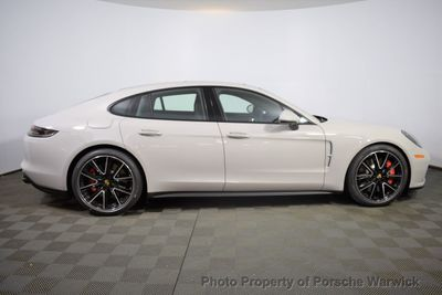 2019 Porsche Panamera Turbo AWD Sedan - Click to see full-size photo viewer