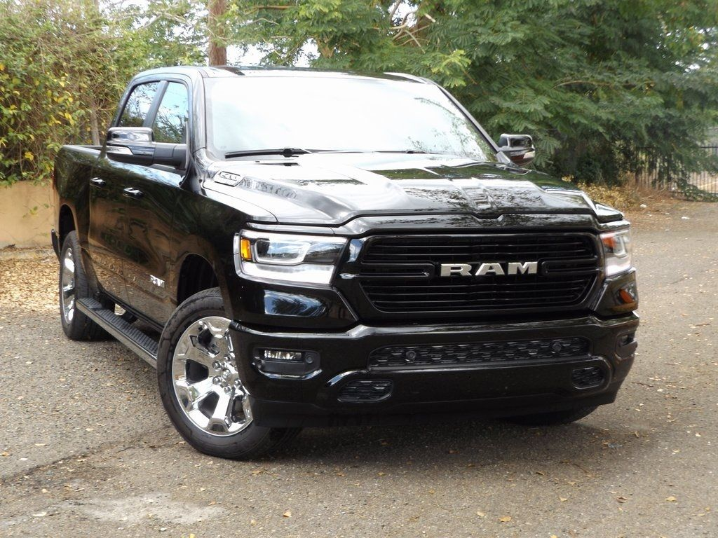"2019 Ram 1500 Big Horn/Lone Star 4x2 Crew Cab 5'7"" Box - 18600879 - 0"