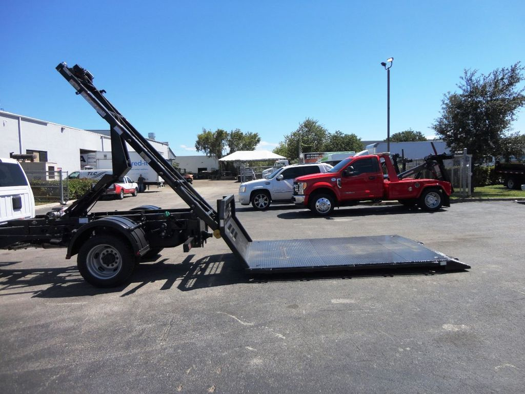 2019 Ram 5500 11FT SWITCH-N-GO..ROLLOFF TRUCK SYSTEM WITH FLATBED.. - 19388194 - 19
