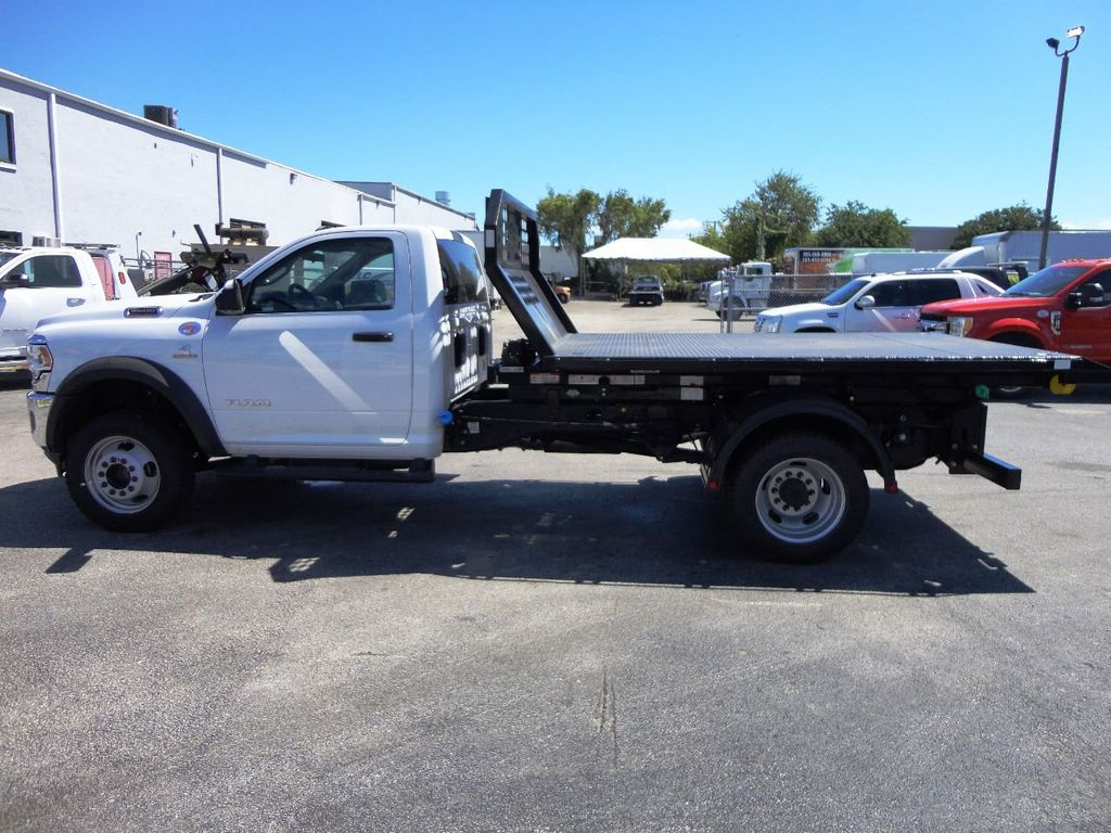 2019 Ram 5500 11FT SWITCH-N-GO..ROLLOFF TRUCK SYSTEM WITH FLATBED.. - 19388194 - 24