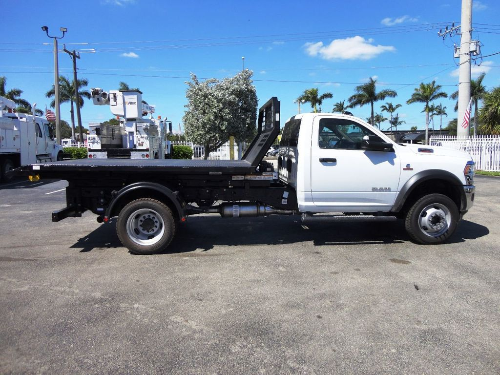 2019 Ram 5500 11FT SWITCH-N-GO..ROLLOFF TRUCK SYSTEM WITH FLATBED.. - 19388194 - 28