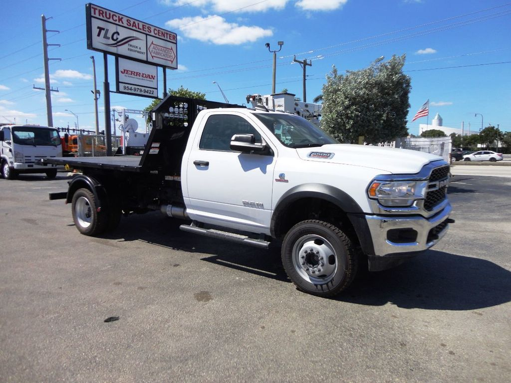 2019 Ram 5500 11FT SWITCH-N-GO..ROLLOFF TRUCK SYSTEM WITH FLATBED.. - 19388194 - 29