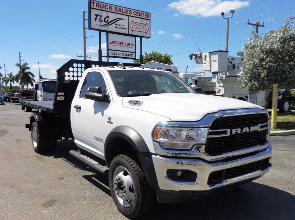 2019 Ram 5500 11FT SWITCH-N-GO..ROLLOFF TRUCK SYSTEM WITH FLATBED.. - 19388194 - 30