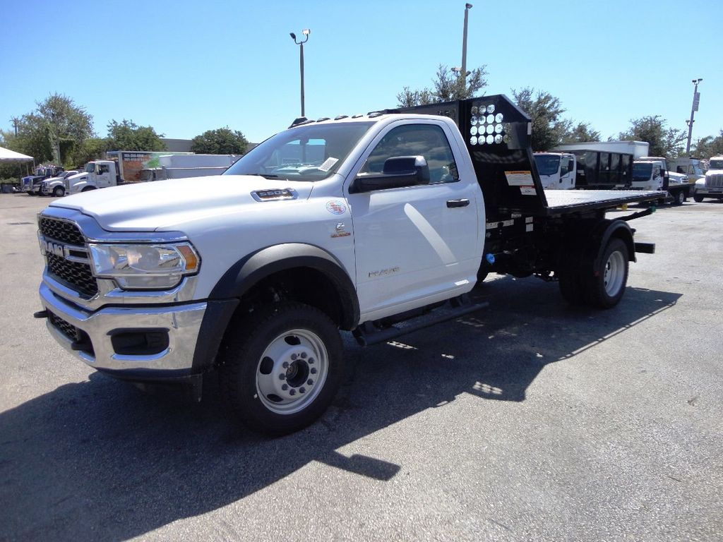2019 Ram 5500 11FT SWITCH-N-GO..ROLLOFF TRUCK SYSTEM WITH FLATBED.. - 19388194 - 32