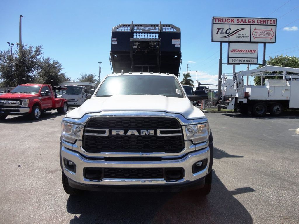 2019 Ram 5500 11FT SWITCH-N-GO..ROLLOFF TRUCK SYSTEM WITH FLATBED.. - 19388194 - 4