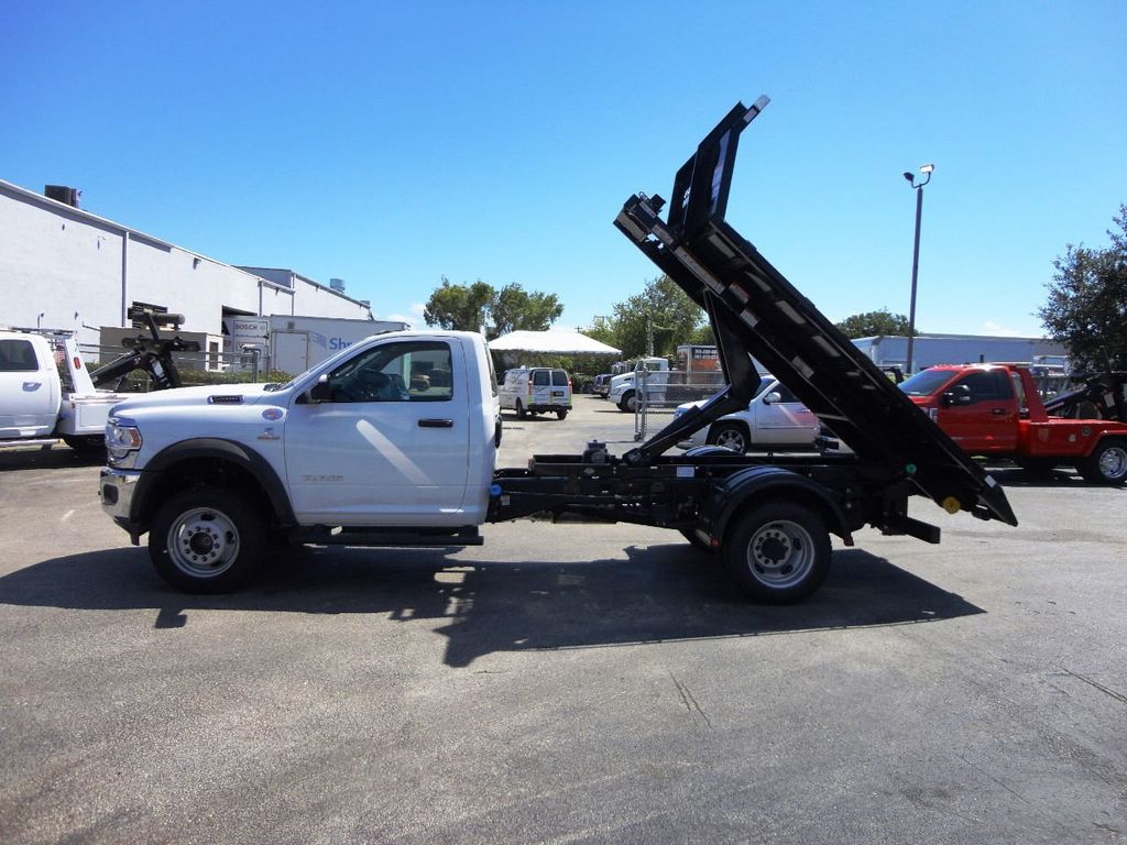 2019 Ram 5500 11FT SWITCH-N-GO..ROLLOFF TRUCK SYSTEM WITH FLATBED.. - 19388194 - 6