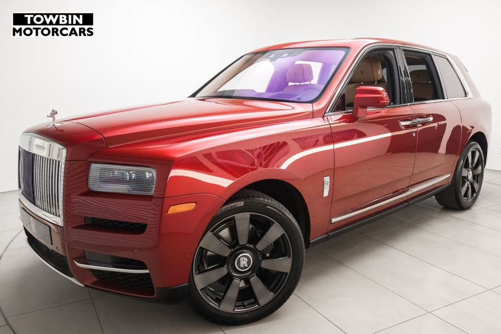 2019 Rolls-Royce Cullinan Taking Orders Now - 17279945 - 0